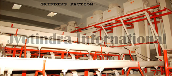 Machine for Grinding of Ispaghula Seeds,Jyotindra International