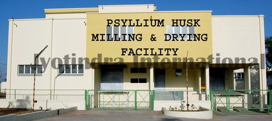 Milling Facility,Jyotindra International